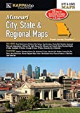 Missouri City, State, & Regional Maps