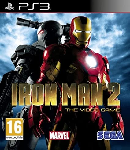 Iron man 2 the game ps3 part 1 play game need for speed underground 2 online