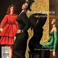 Bernhard Romberg: Symphonies (2010-01-23)