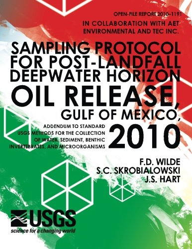 A Sampling Protocol for Post-Landfall Deepwater Horizon Oil Release, Gulf of Mexico, 2010