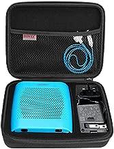 BOVKE Speaker Case for Bose Soundlink Color II Wireless Speaker Hard EVA Shockproof Carrying Case Storage Travel Case Bag Protective Pouch Box, Black