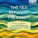 The Sea Between The Lands- Spain