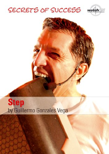 Step Aerobic by Guillermo Gonzales Vega - secrets of success - Fitness DVD, Step Video