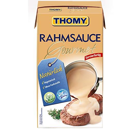 Thomy Rahmsauce Gourmet (servierfertig) 1er Pack (1 x 1L)