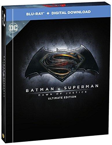 Warner Bros - Batman vs Superman - Ultimate Edition Blu-Ray (1 DVD)
