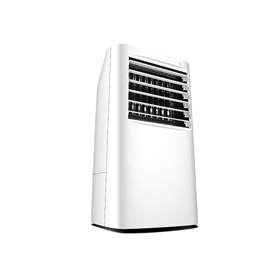 謙虚なパドル沈黙QFLY 4の速度の青い空気クーラー、1の携帯用エアコンの加湿器および空気清浄器の消音器3つ、側面の取水口、広角120°