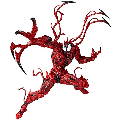 figure complex AMAZING YAMAGUCHI Carnage About 155 mm ABS & PVC painted action figure