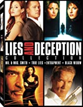 Lies and Deception Box Set (Mr. and Mrs. Smith / True Lies / Entrapment / Black Widow) by Brad Pitt