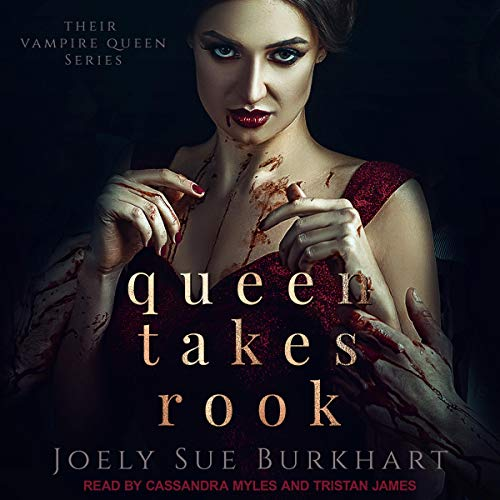 Queen Takes Rook audiobook cover art