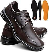 Sapato Masculino Confort Plus Leve E Macio