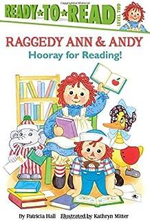 Hooray for Reading! (Raggedy Ann)