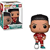 Funko- Pop. Vinyl: EPL: Liverpool: Roberto Firmino Collectible Figure, Multicolore, 9 cm, 29216
