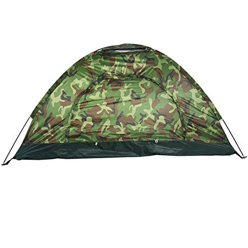 Tenda da Campeggio, Tenda, Tende di Protezione UV per Campeggio, Portatile per Escursionismo in Campeggio