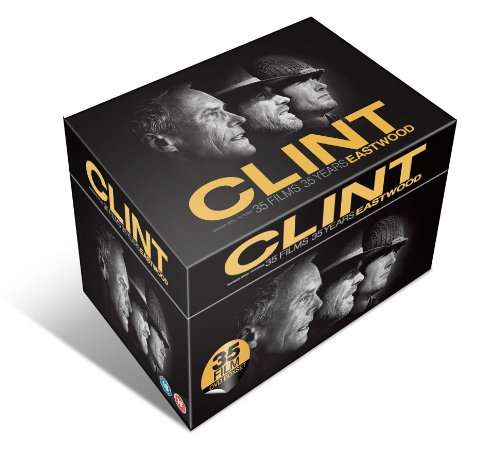 Clint Eastwood - 35 Films 35 Years (36 Dvd) [Edizione: Regno Unito] [Edizione: Regno Unito]