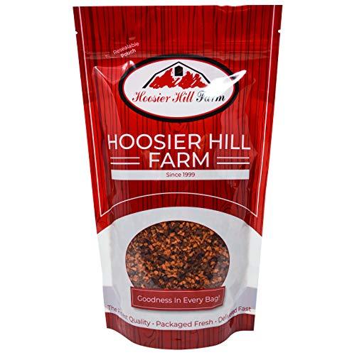 Hoosier Hill Farm Textured Soy Protein Seasoned Bacon Bits 2lb Bag
