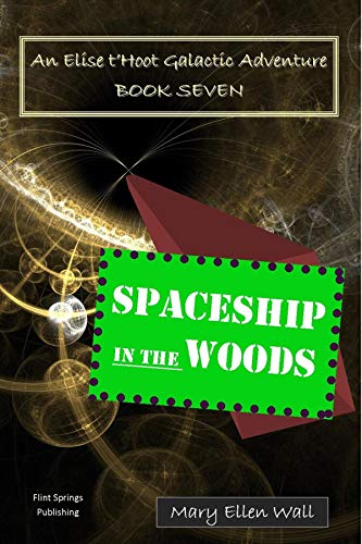Spaceship in the Woods (English Edition)