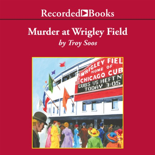 Murder at Wrigley Field Titelbild