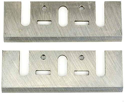 3-1/4-Inch Tungsten Carbide Planer Blade Replacement for Makita 1900B,KP0800K, DeWalt D26676, DW680, Bosch, Ryob