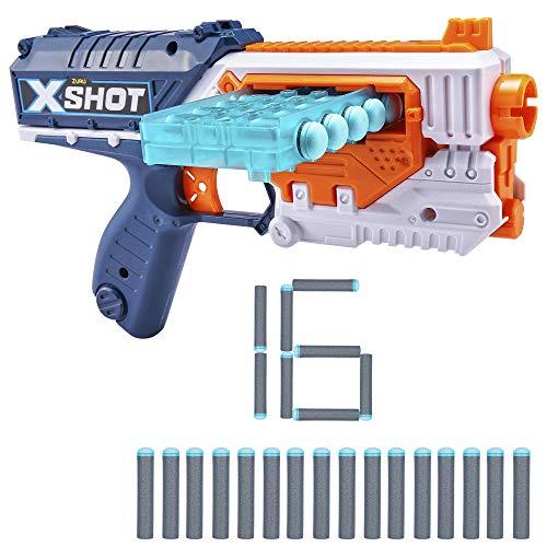 X-Shot - 46563 Quick Slide Excel Munition Pistole