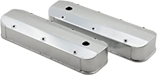 Mr. Gasket 6822G Fab Aluminum Valve Covers for BBC
