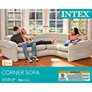 "Intex-Inflatable Corner-Sofa, 101"" X 80"" X 30"" #2"