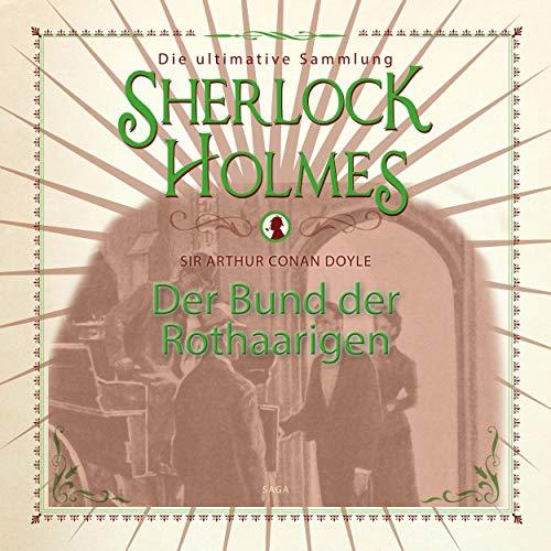 Der Bund der Rothaarigen audiobook cover art