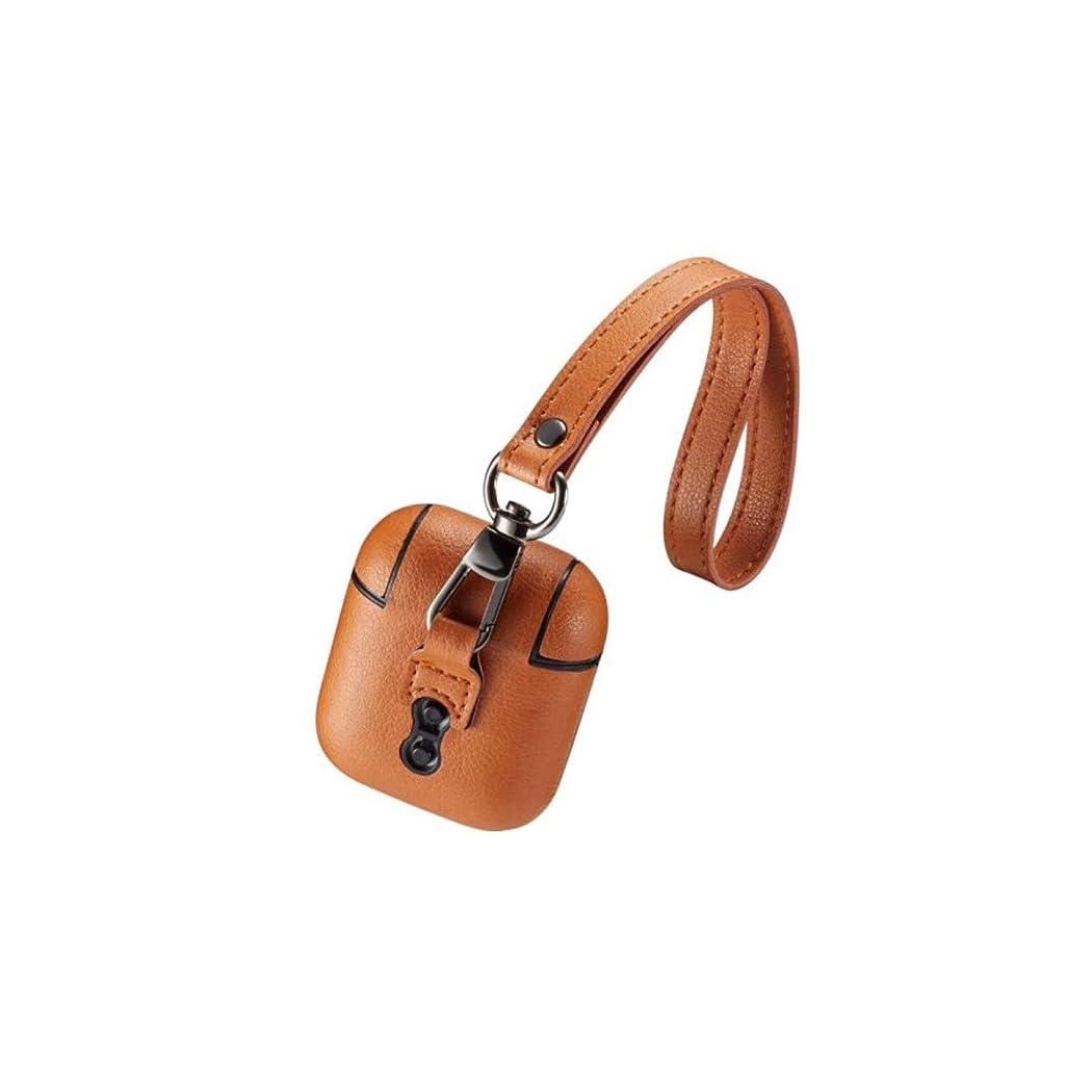 隔離ラテン迫害するNTSM Bluetoothヘッドセットワイヤレスヘッドセットキットキット (Color : Brown)