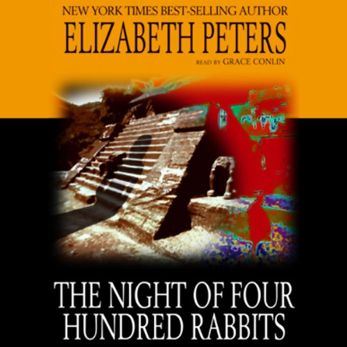 The Night of Four Hundred Rabbits cover art