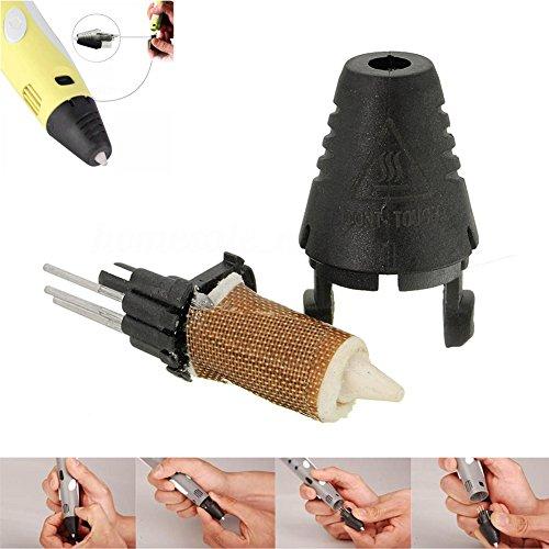 ZREAL vervangende mondstuk extruder printkop voor eerste tweede generatie 3D-drukpen