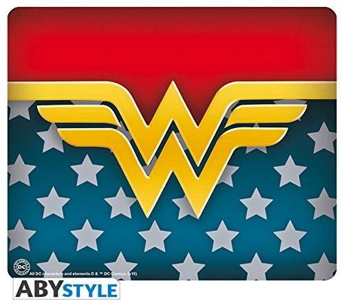ABYstyle - DC Comics - Alfombrilla de raton - Emblema Wonder Woman