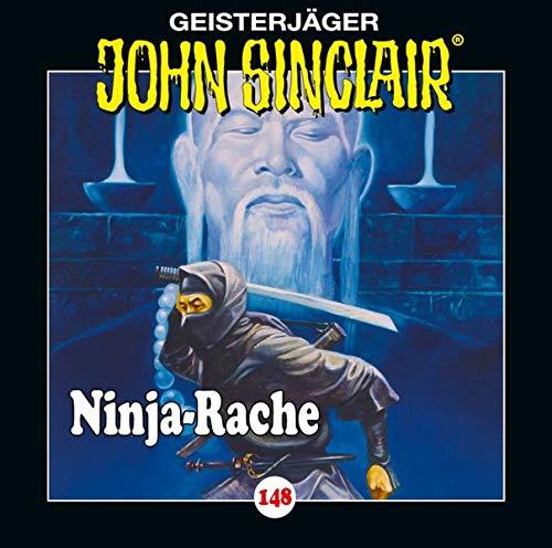 Ninja-Rache Audiobook By Jason Dark cover art
