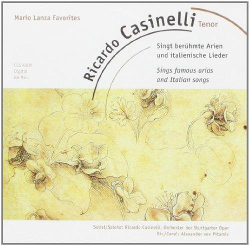 Berühmte Arien / Italienische Lieder
