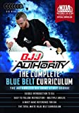 BJJ Authority: The Complete Blue Belt Curriculum (6 DVD Set)