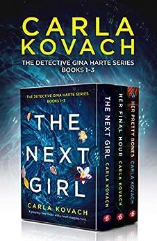 The Detective Gina Harte Series: Books 1–3 by [Carla Kovach]