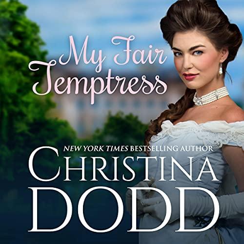 My Fair Temptress Audiobook By Christina Dodd cover art