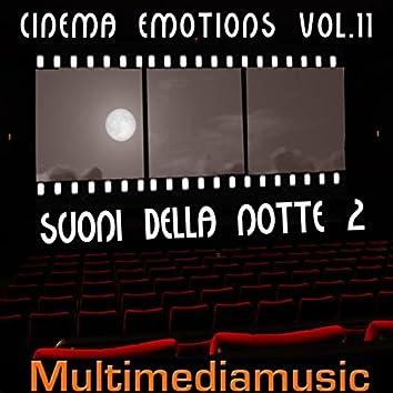 Cinema Emotions, Vol. 11 (Suoni della notte 2 - Night Sounds 2)