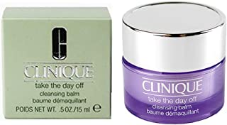 Cliniquecosmetics Take The Day off Cleansing Balm Travel Size, 0.5oz / 15 ml