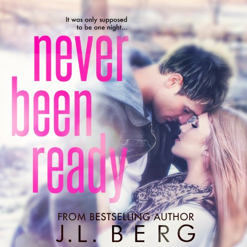 Never Been Ready audiobook cover art