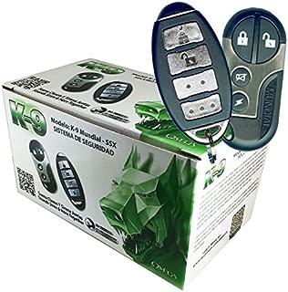 Lessco Electronics K9 Omega Mundial SSX Car Alarm Security System New