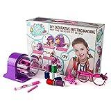 YEES Primer kit de costura para niños, máquina de tejer, telar, DIY, juguete intelectual, artesanía, adecuado para niños y adultos