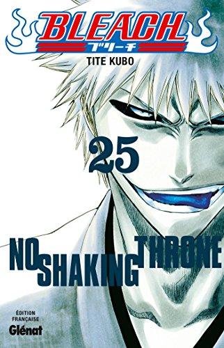 Bleach - Tome 25 : No shaking throne