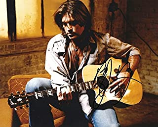 Billy Ray Cyrus AUTHENTIC COUNTRY autograph, In-Person signed photo