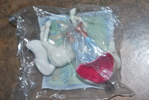 Mcdonalds Happy Meals Snow Weiß & The Seven Dwarfs, Prince with Horse, Year 1992 by Disney