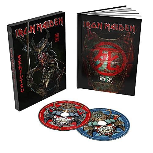 Iron Maiden: Senjutsu (Limited Deluxe 2CD) (Audio CD)