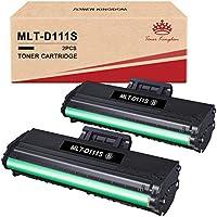 MLT-D111S Toner Kingdom Compatible Cartucho de Toner Reemplazo para Samsung MLT D111S para Samsung Xpress M2026W M2026...