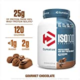 Dymatize ISO100 Hydrolyzed Protein Powder, 100% Whey Isolate Protein,...