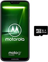 Motorola Moto G7 Power (64GB + 64GB MicroSD) Dual SIM 6.2