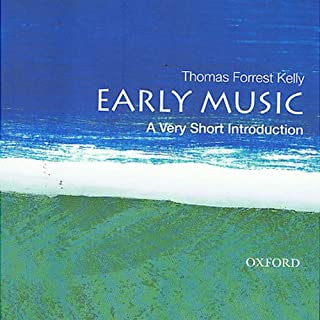 Early Music: A Very Short Introduction  Titelbild