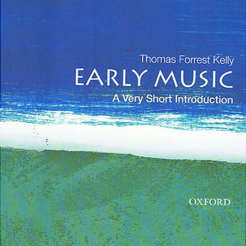 Early Music: A Very Short Introduction  audiobook cover art