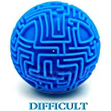 Mini 3D Magia Laberinto Puzzle Ball Cube Juego Earth Ball Laberinto...